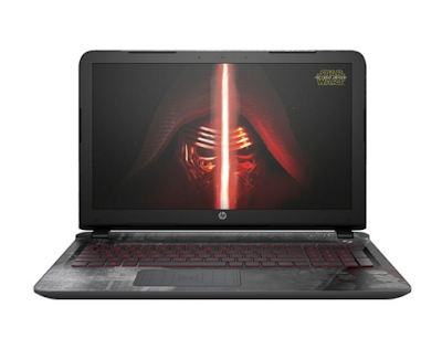 HP Star Wars Special Edition 15-an010tx Notebook
