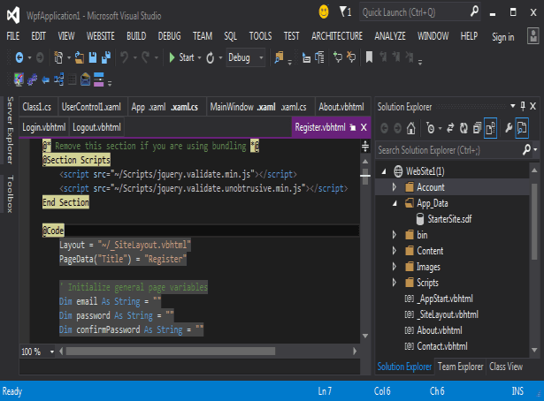 Visual Studio Express