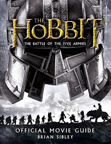 OUT NOW! Official Movie Guide to THE HOBBIT: The Battle of the Five Armies