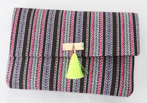 Bohemian Clutch Bag