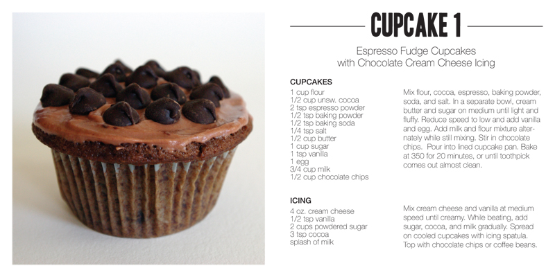 Bits Pieces A Cupcake for Every Day of the Month