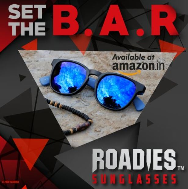 MTV Roadies Sun Glasses
