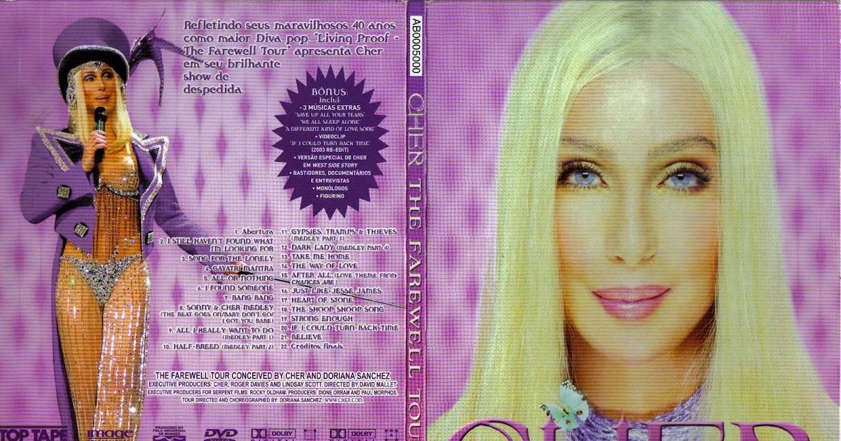 Cher Farewell Tour Setlist