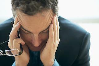 Stres dapat Mengecilkan Otak