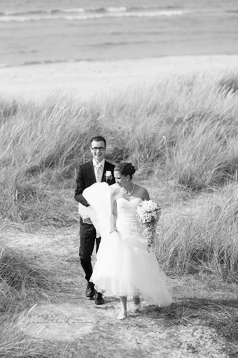 Solastranda, bryllup