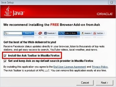 how to uninstall ask toolbar error 1316