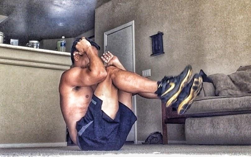 Dynamic Core Workout