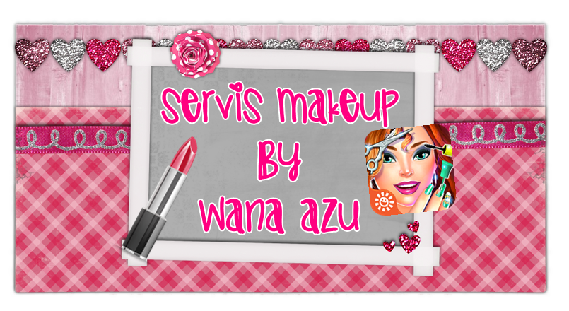 Servis make-up Azu