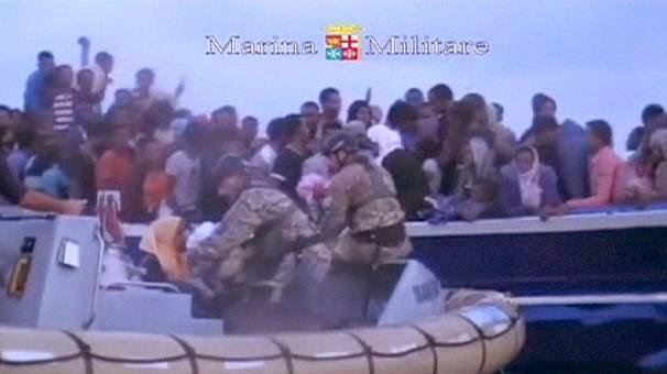 ALTRI 2000 MIGRANTI ARRIVERANNO IN SICILIA