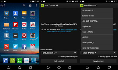 Icon Themer ★ root 1.4 apk