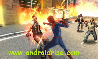 3D The Amazing Spider-Man Android Game Download full.