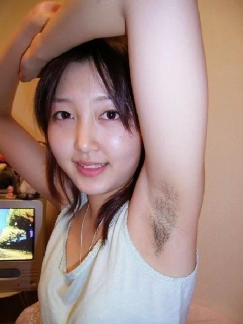 Bulu Ketiak Wanita
