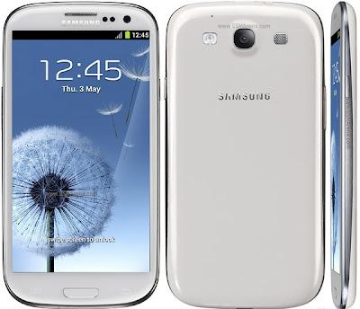 Spesifikasi dan harga Samsung I9300 Galaxy S III