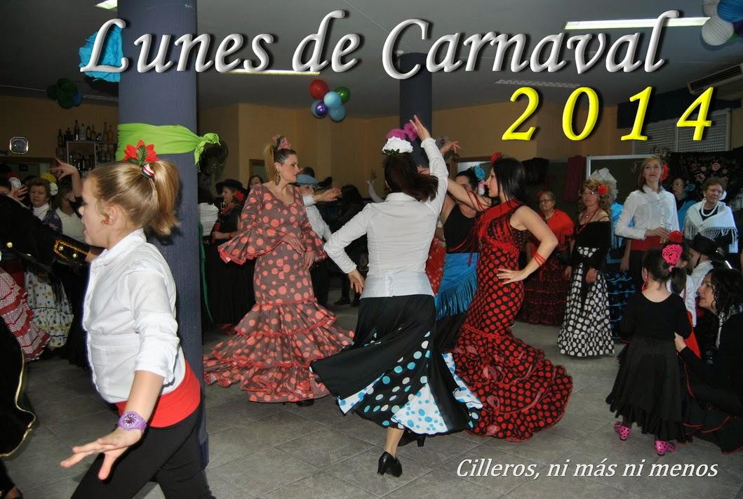 LUNES DE CARNAVAL 2014