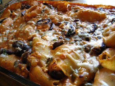 Pasta and Feta Cheese Casserole