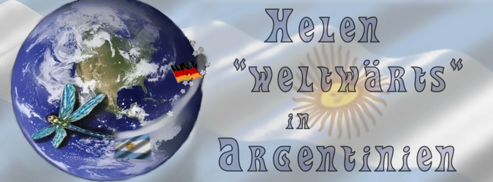 Helen weltwärts in Argentinien