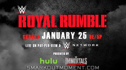 WWE Royal Rumble 2015 match outcome