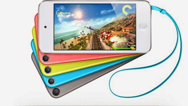 Novo iPod Touch com 16 GB e câmera iSight traseira