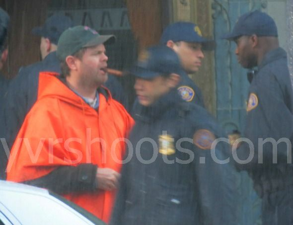 Backstrom - Set photos and report - 5th April 2013