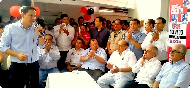 Jorge Acevedo Alcalde 2016-2019 hoy en Caracol Noticias Televisión #cucutadecide ☼ CúcutaNOTICIAS