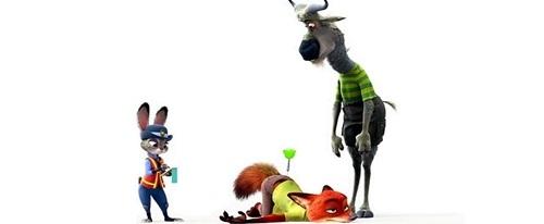 Disney lança em 2016 a nova animação Zootopia