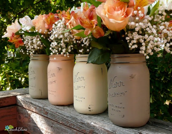 Beautiful bridal fall wedding centerpiece ideas