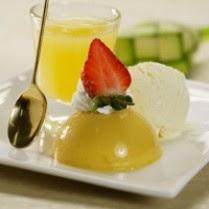 Resep Cara Membuat Manggo Cream Puding