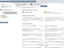Diccionario y traductor bilingüe Linguee