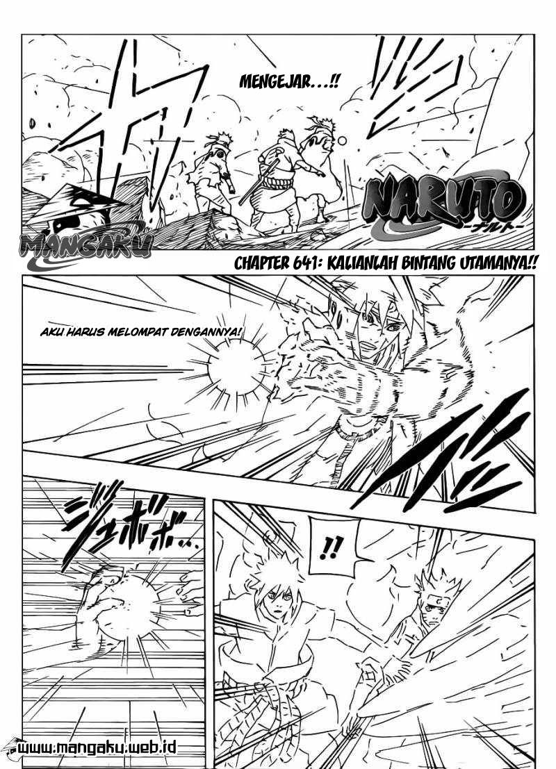 Komik Naruto – Chapter 640 : Akhirnya