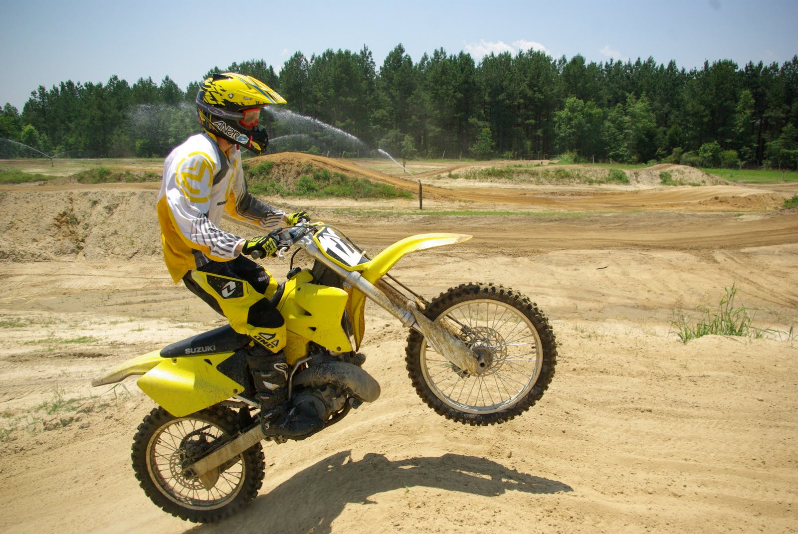 Fast Shutter Palmetto Motorsports Complex 05 22 2011