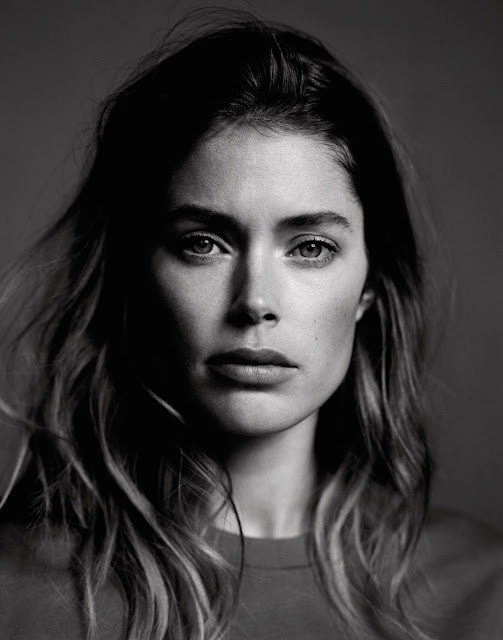 Doutzen Kroes by Ben Weller for Twin Magazine Spring:Summer 2015 9