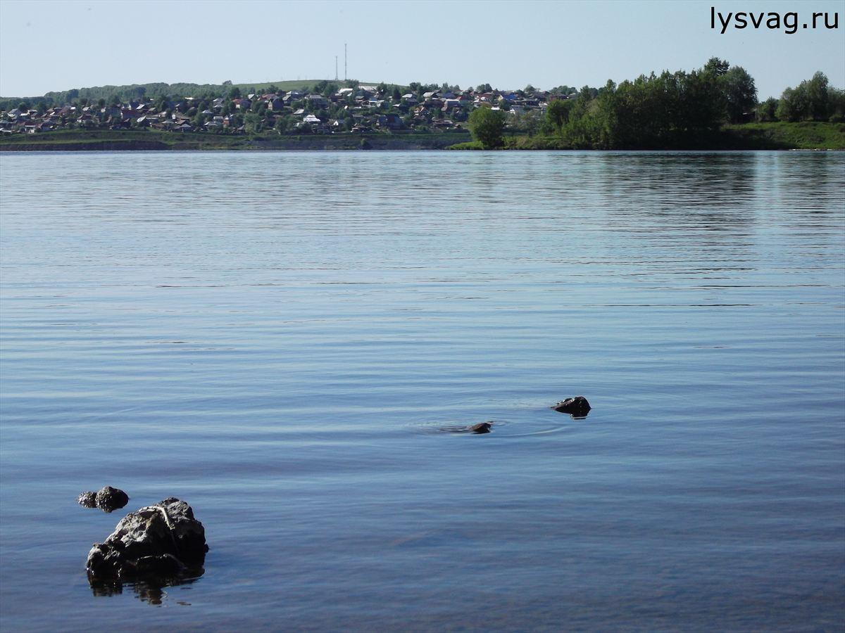 DSCF8960 Рыбалка в Лысьве. Рыбы больше нет.