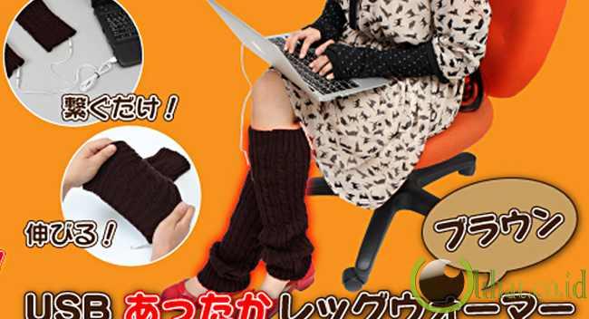 5. Leg Warmer USB