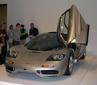 The McLaren F1 Turns Twenty