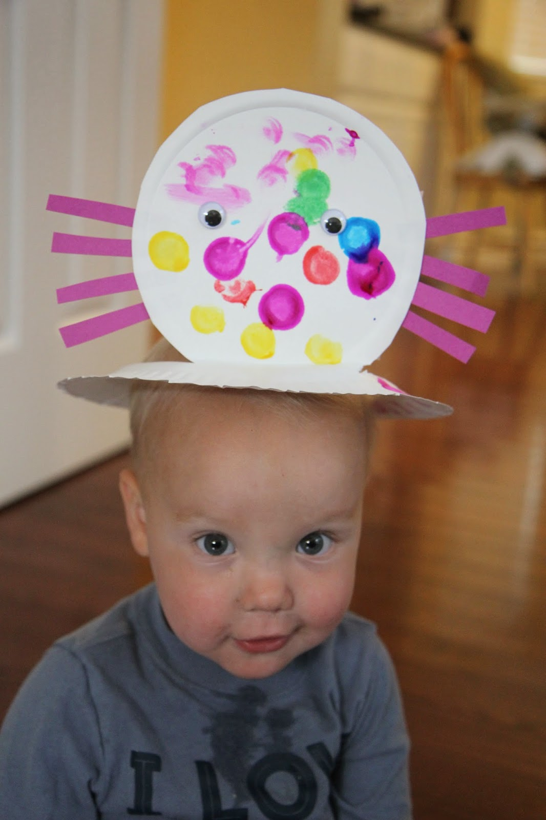 Toddler approved spider hat and other cool spider crafts for Craft hats for kids