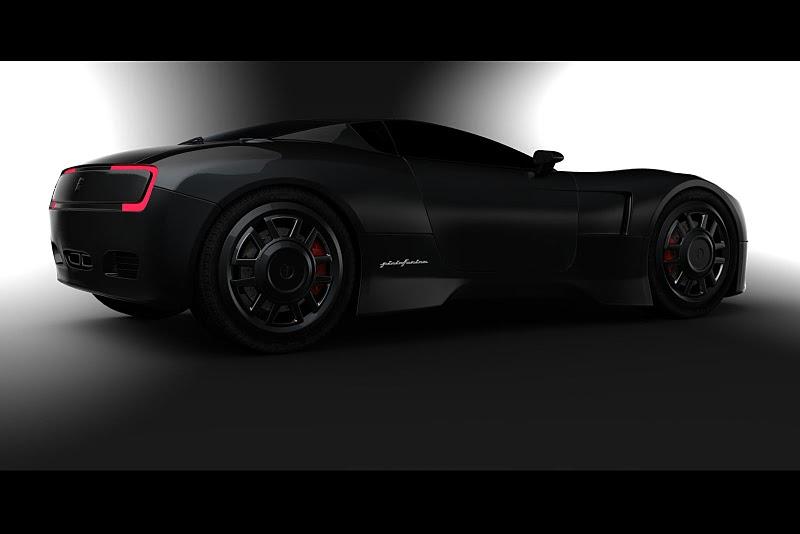 Pininfarina Coupé Concept Envisions