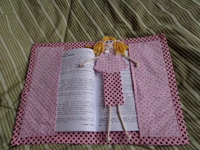 Bolsa De Tecido Infantil : Bolsa de tecido infantil menina