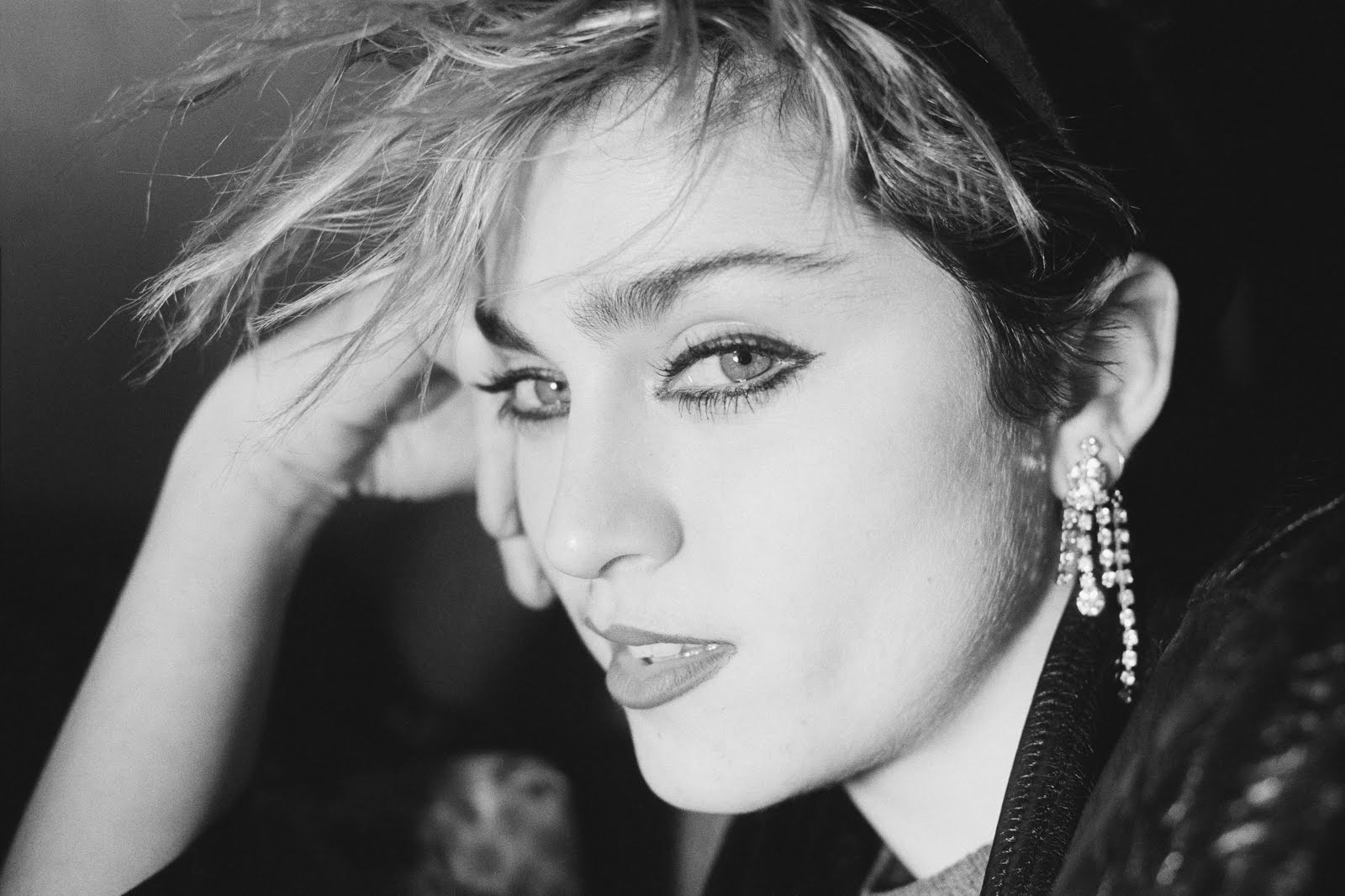 Madonna by Peter Noble
