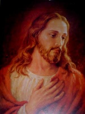 """""""Nas elipses das orações a Jesus..."""