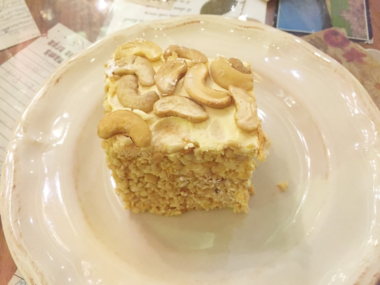 cafe mary grace cakes review
