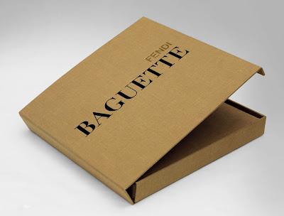 Fendi's Baguette Book