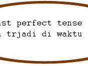 Past perfect tense