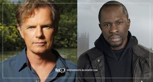 Gbenga Akinnagbe Wallpapers Bruce Greenwood e Gbenga Akinnagbe entram para o elenco de American