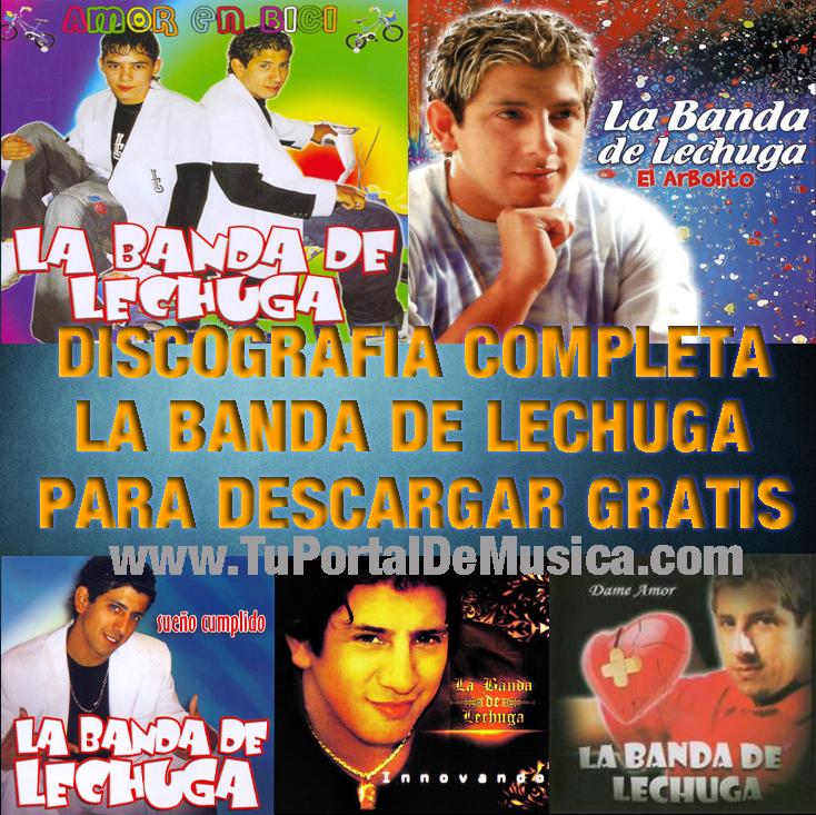 Discografia Completa La Banda De Lechuga (2015)