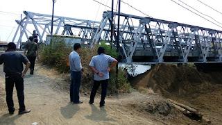Pekan Depan, Jembatan Darurat Sipait Akan Dibangun
