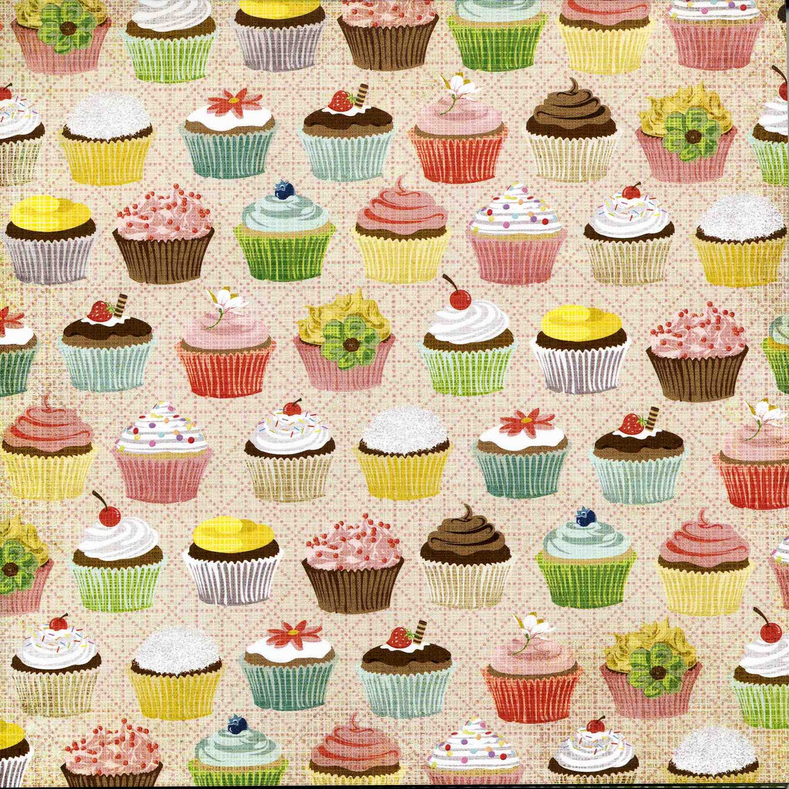 Cute Cupcake Backgrounds