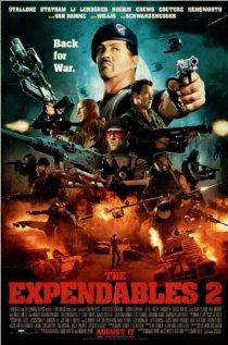 The Expendables 2 - Biệt đội đánh thuê 2 (2012) - BRrip MediaFire - Download phim hot mediafire - Downphimhot