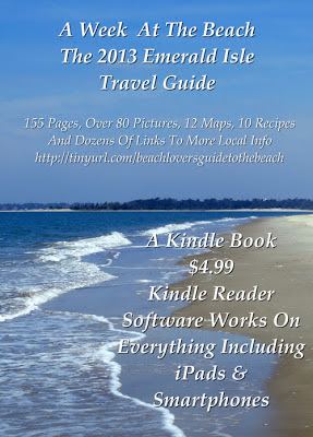 2013 Emerald Isle Travel Guide