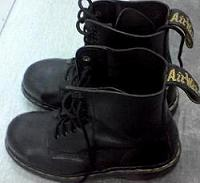 D.M's Steel Toe