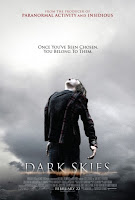 dark skies new movie poster